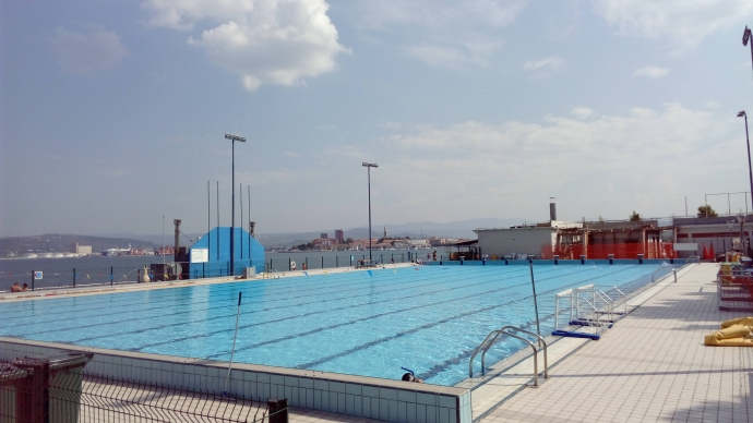 Swimming camp Koper - Slovenia