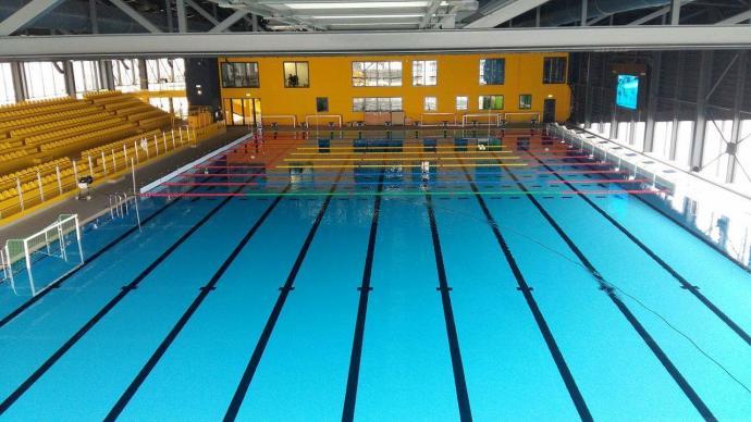Swimming camp Vukovar