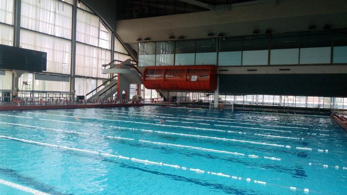 Swimming camp - Split