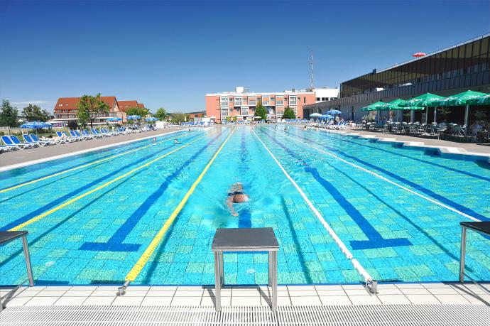 Swimming camp Vivat - Slovenia