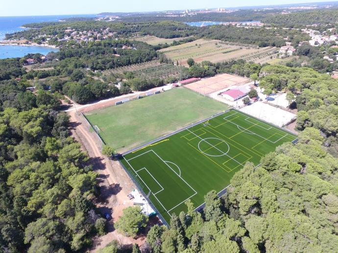 Football camp Banjole - Pula