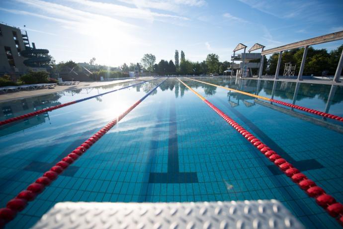 Swimming camp Ptuj - Slovenia