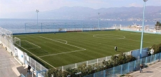 Fußball Trainingslager Rijeka