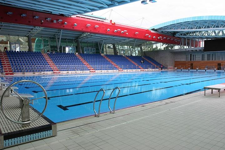 Swimming camp croatia olympic pool rijeka Olympic swimming pool water temperature