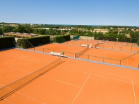 Tennis camp Porec