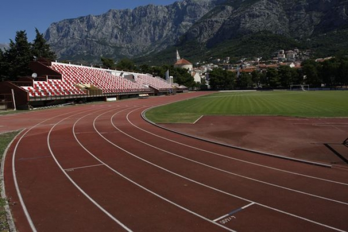 Campo di atletica  Makarska