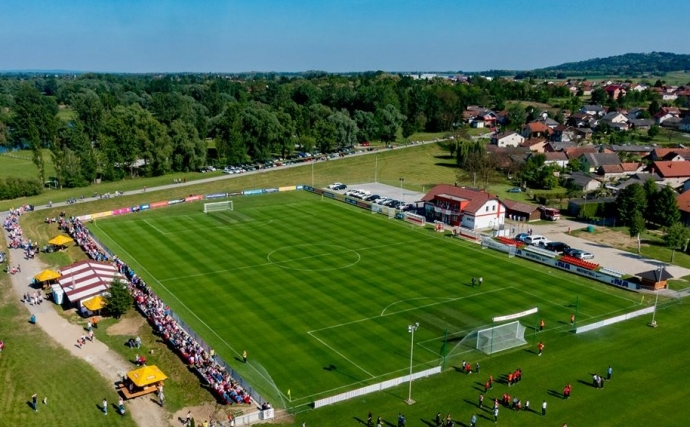 Football camp Sv. Martin