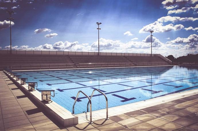 Swimming camp Slavonski Brod