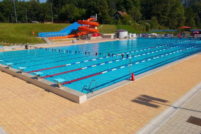 Campo di nuoto Ravne