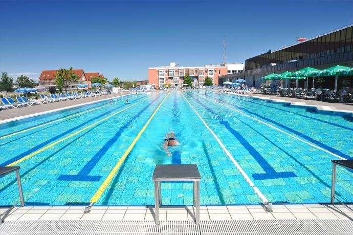 Swimming camp Vivat