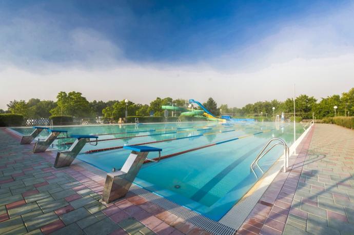 Swimming camp Lendava
