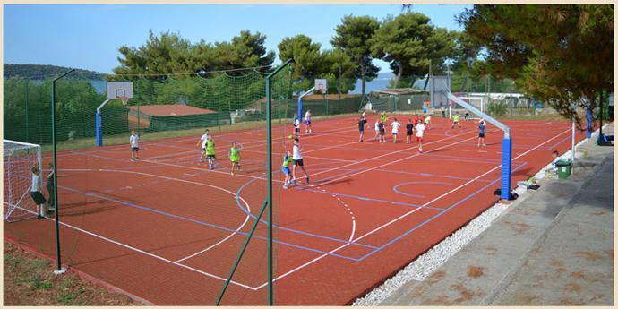 Handball training camp Trogir