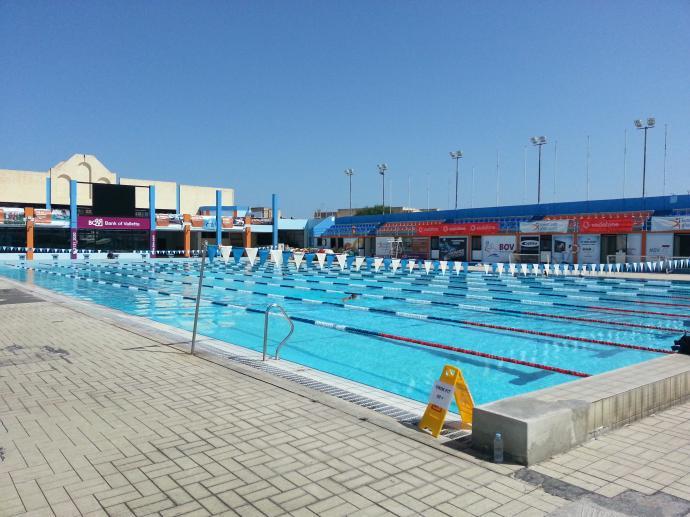 Swimming camp Malta