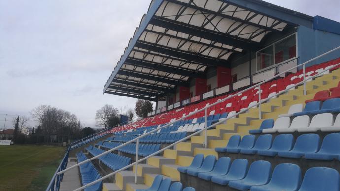 Football camp Kostrena - Rijeka