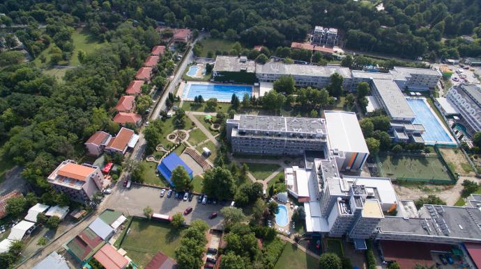 Swimming camp Kranevo