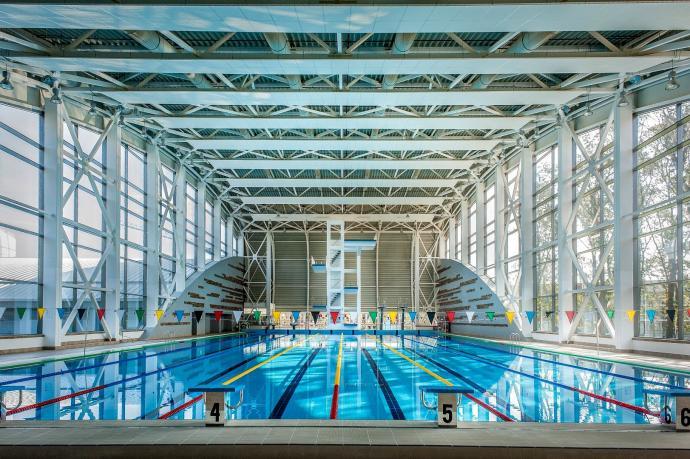 Swimming camp Varna