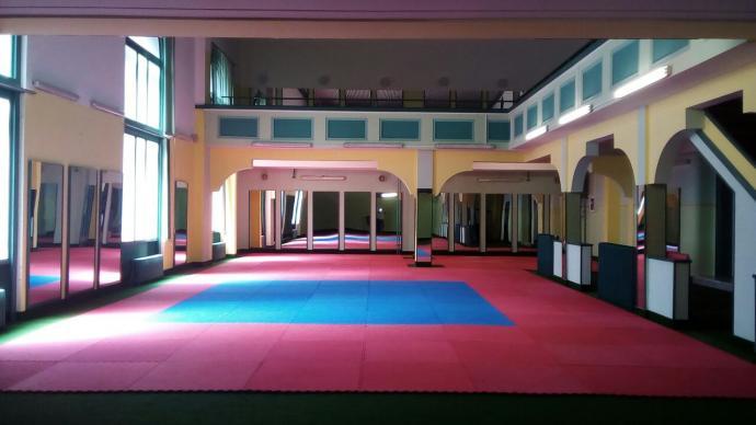 Martial arts training camp Rijeka