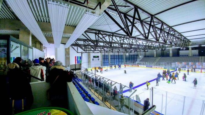 Ice Hockey training camp Sisak