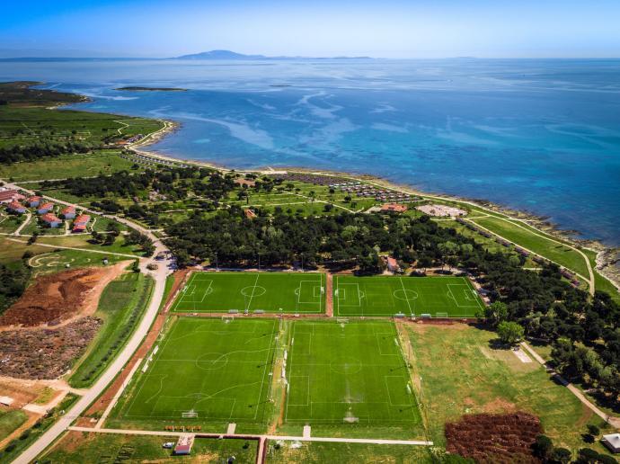 Football camp Medulin