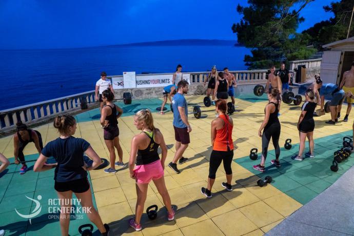 Fitness Holidays Krk