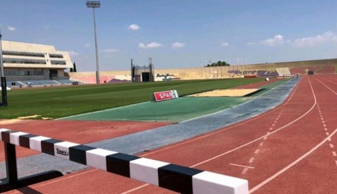 Athletics camp Nicosia - Cyprus