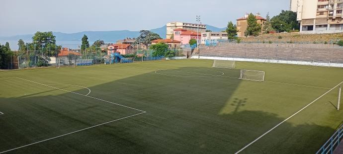 Fotbalový kemp Rijeka - Podmurvice