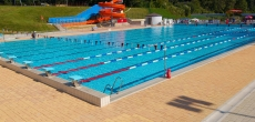 Swimming camp Ravne