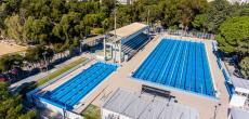 Schwimmtrainingslager auf Zypern
