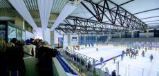 La sala del ghiaccio Zibel, Sisak